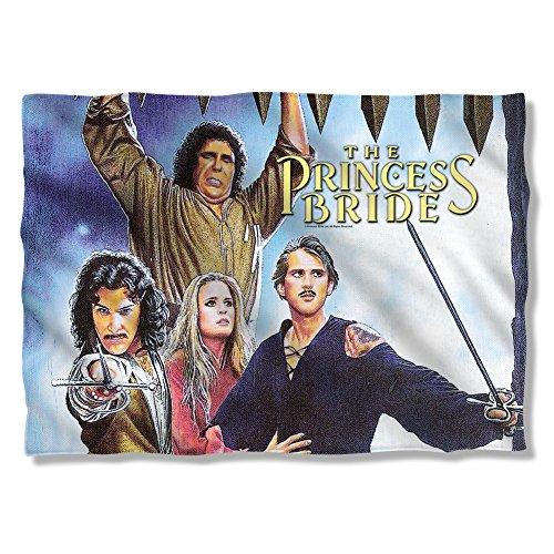 The Princess Bride Alt Poster Pillow Case Multi Color front-367809