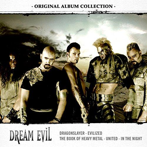 Original Album Collection: Discovering Dream Evil [5 CD]