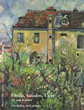 echange, troc Alexandra Charvier, Jean Fabris, Collectif - Utrillo, Valadon, Utter : 12 rue Cortot : un atelier, trois artistes
