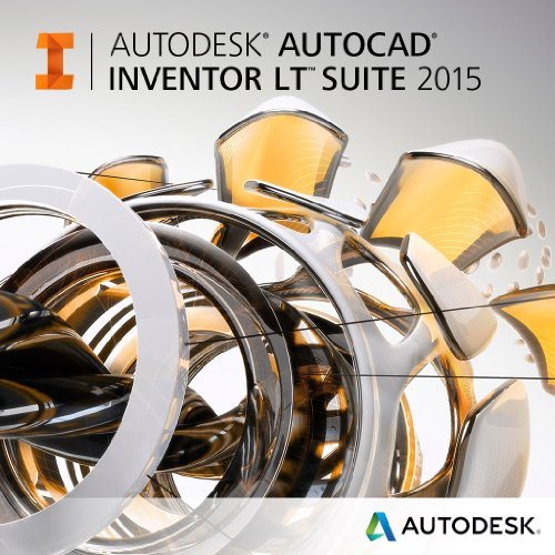 Autocad Inventor Lt Suite 2015 - Desktop Subscription - Term Based License - With Advanced Support