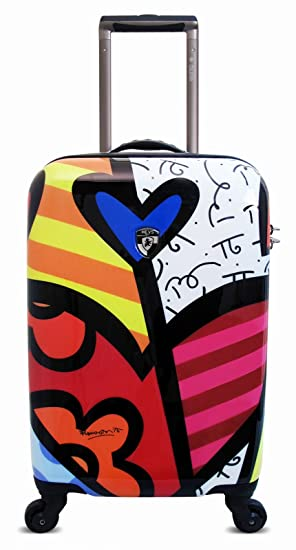 Click to buy Best Carry On Luggage: Britto Collection by Heys USA A New Day 22