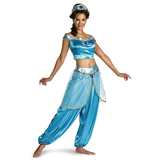 Princess Jasmine Costumes for Women