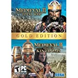 Medieval II Gold Pack (Total War, Total War Kingdoms) - PC
