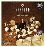 Sabian NP5005B-NB Paragon Performance Cymbal Set - Brilliant Finish - No Bag