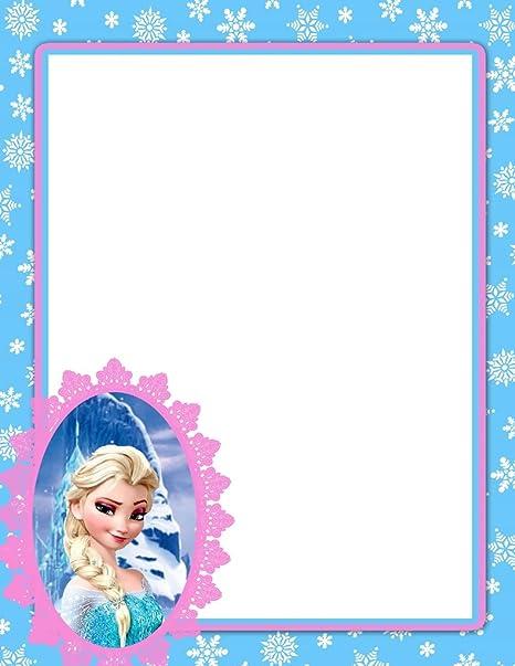 Elsa Letterhead Stationery
