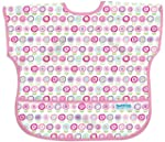 Bumkins Waterproof Junior Bib, White...