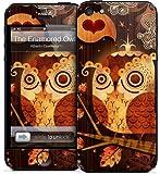 GelaSkins iPh5-EnOwl GelaSkins for iPhone 5 - 1 Pack - Retail Packaging - The Enamored Owl