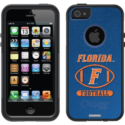 Best Price University of Florida - Varsity design on a Black OtterBox® Commuter Series® Case for iPhone 5s / 5