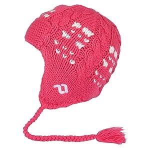 Jupa Klara Knit Hat Little Girls