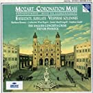 Mozart: Coronation Mass; Exsultate jubilate; Vesperae solennes /Pinnock