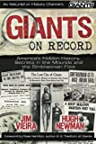 img - for Giants on Record: America's Hidden History, Secrets in the Mounds and the Smithsonian Files book / textbook / text book