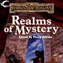 Realms of Mystery: A Forgotten Realms Anthology (       UNABRIDGED) by Ed Greenwood, Elaine Cunningham, Jeff Grubb, Brian M. Thomsen Narrated by Nicol Zanzarella, Michael Rahhal