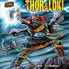 Thor & Loki: In the Land of Giants Audiobook by Jeff Limke Narrated by  Book Buddy Digital Media