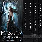 The Forsaken Saga Complete Box Set (Books 1-4) Hörbuch von Sophia Sharp, E. M. Knight Gesprochen von: Pamela Lorence