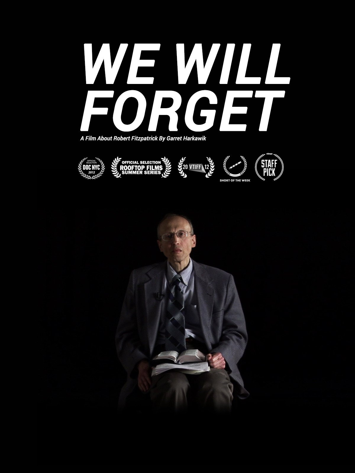 We Will Forget on Amazon Prime Instant Video UK