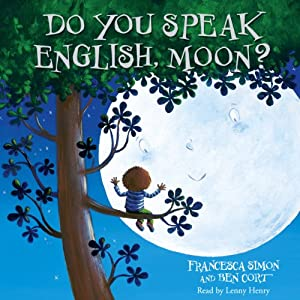Do You Speak English, Moon? Audiobook