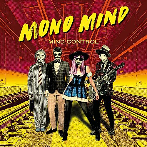 CD : Mono Mind - Mind Control (CD)