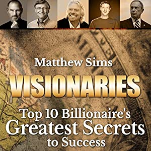 Visionaries Audiobook