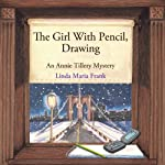 Girl With Pencil, Drawing | Linda Maria Frank