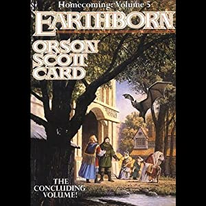 Earthborn Audiobook
