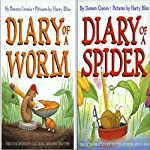 'Diary of a Spider' and 'Diary of a Worm' | Doreen Cronin