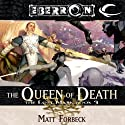 The Queen of Death: Eberron: The Lost Mark, Book 3 (       UNABRIDGED) by Matt Forbeck Narrated by Claire Christie