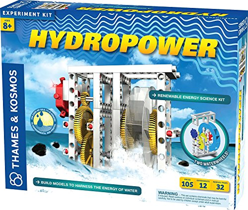 Thames Kosmos Hydropower Science