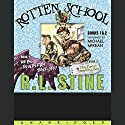 Rotten School 1 & 2: The Big Blueberry Barf-Off & The Great Smelling Bee Audiobook by R. L. Stine Narrated by Michael McKean