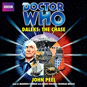 Doctor Who: Daleks - The Chase Audiobook