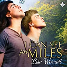 I Can See for Miles (       UNABRIDGED) by Lisa Worrall Narrated by Chris Patton