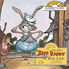 Brer Rabbit and Boss Lion Audiobook by Brad Kessler - adapter Narrated by Danny Glover