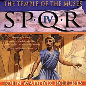 SPQR IV: The Temple of the Muses Hörbuch