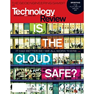 Audible Technology Review, January 2010 | [Technology Review]