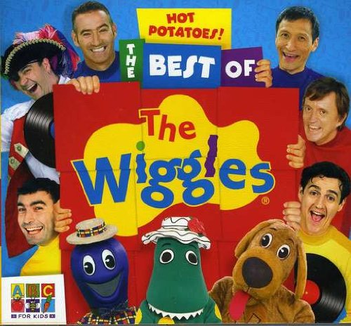 Wiggles- Hot Potatoes! The Best of The Wiggles