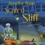 Scared Stiff: A Mattie Winston Mystery (       UNABRIDGED) by Annelise Ryan Narrated by Jorjeana Marie