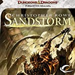 Sandstorm: A Forgotten Realms Novel | Christopher Rowe