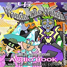 Wanda the Witch: Halloween Town (       UNABRIDGED) by Amelia Picklewiggle Narrated by Tracey Norman