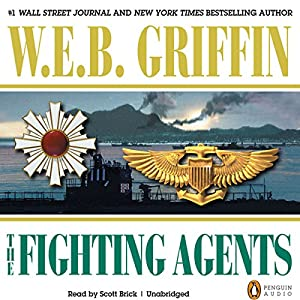 The Fighting Agents Audiobook