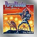 Die Posbis (Perry Rhodan Silber Edition 16) Audiobook by Clark Darlton, K.H. Scheer, Kurt Brand Narrated by Josef Tratnik