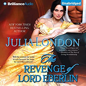 The Revenge of Lord Eberlin Audiobook