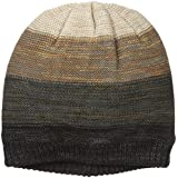 Muk Luks Men's Ombre Knit Slouch Beanie, Multi, One Size