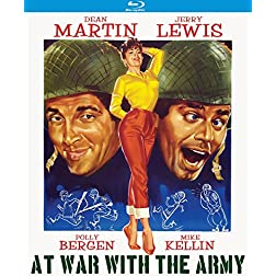 At War with the Army [Blu-ray]