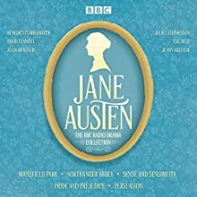 The Jane Austen BBC Radio Drama Collection: Six BBC Radio Full-Cast Dramatisations Radio/TV Program by Jane Austen Narrated by Benedict Cumberbatch, David Tennant, Julie McKenzie