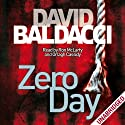 Zero Day: John Puller, Book 1 (       UNABRIDGED) by David Baldacci Narrated by Ron McLarty, Orlagh Cassidy