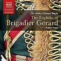 Doyle: The Exploits of Brigadier Gerard (       UNABRIDGED) by Arthur Conan Doyle Narrated by Rupert Degas
