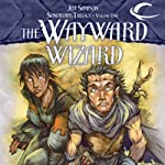 The Wayward Wizard: Dragonlance: The New Adventures: Suncatcher Trilogy, Book 1 (       UNABRIDGED) by Jeff Sampson Narrated by Jeremy Arthur