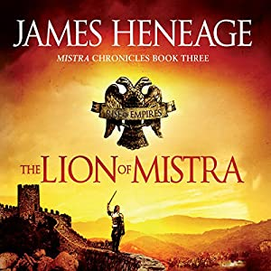 The Lion of Mistra Audiobook