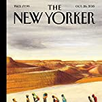 The New Yorker, October 26th 2015 (Nicholas Schmidle, Ryan Lizza, David Remnick) |  The New Yorker