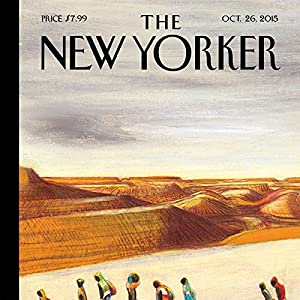 The New Yorker, October 26th 2015 (Nicholas Schmidle, Ryan Lizza, David Remnick) Periodical