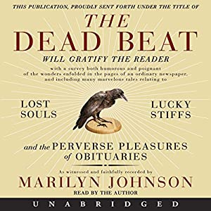 The Dead Beat Audiobook